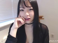 asian girl tells her asian bf she loves white dick