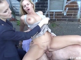 Swingers Get Laid In Public - HARDCORE MOVIE