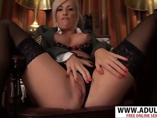 smoking milf charlie z gets nailed hard young stepson