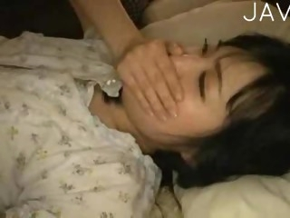 Wife banging while hubby is sleeping